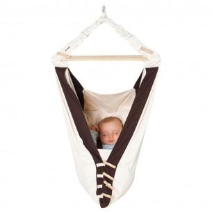 Hamak dla niemowlaka Kangoo - Wisząca kołyska