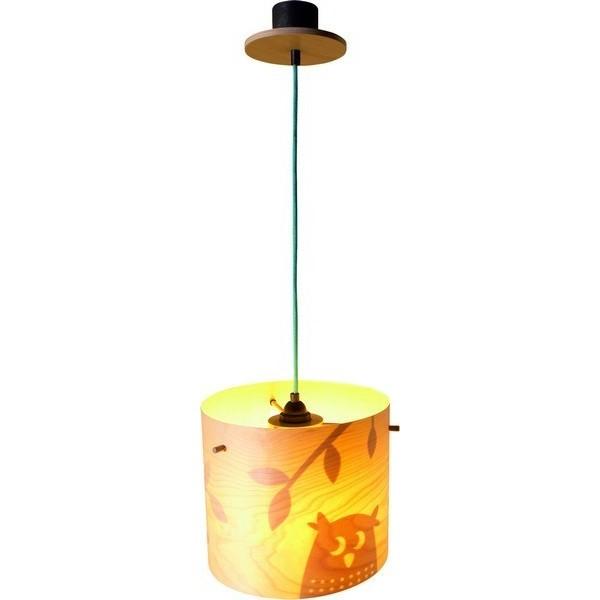 Lampa wisząca Leśni Przyjaciele