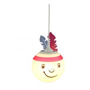 Lampa wisząca Indianin