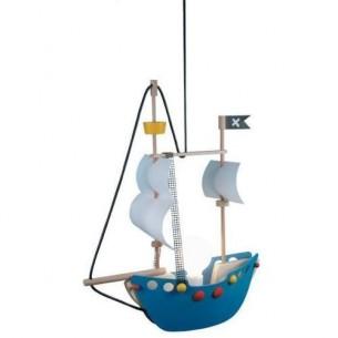 Lampa wisząca Statek Piracki