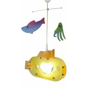Lampa wisząca Łódź Podwodna
