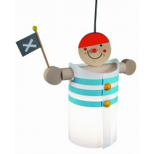 Lampa wisząca Pirat