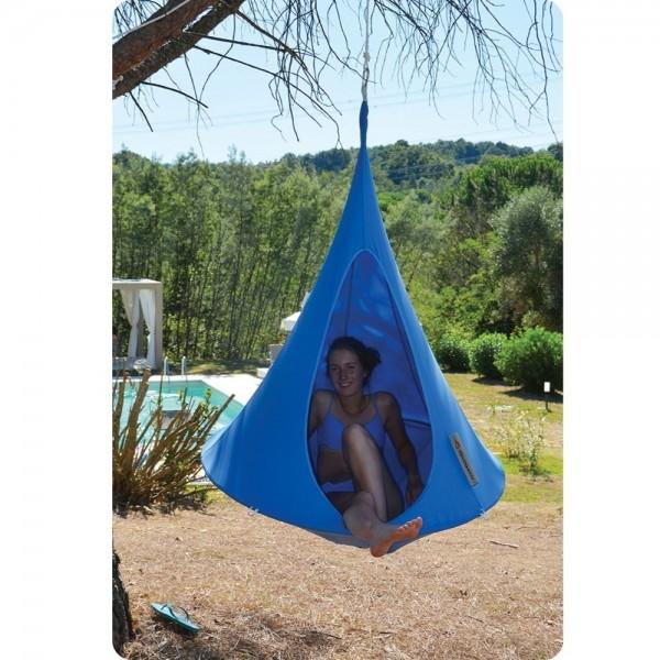 Wiszący namiot Cacoon Bonsai Turquoise
