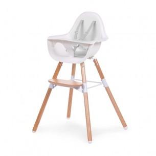 Krzesełko EVOLU 2 Natural (Rosnące z dzieckiem)