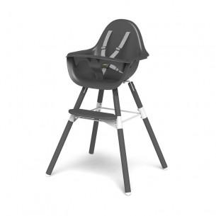 Krzesełko EVOLU 2 Anthracite (Rosnące z dzieckiem)