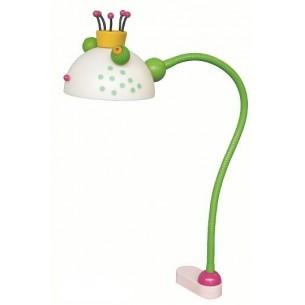 Lampa biurkowa Król Żaba