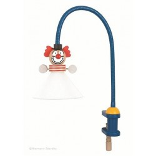 Lampa biurkowa Klaun