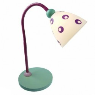 Lampa biurkowa Punkty