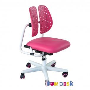 Ergonomiczny fotel ze skrzydlatym oparciem SST2