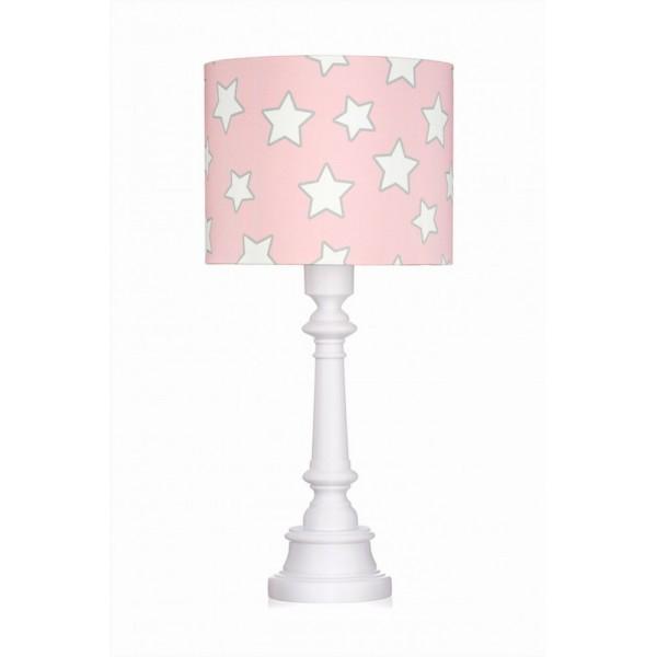 Lampa stolikowa Pink Stars