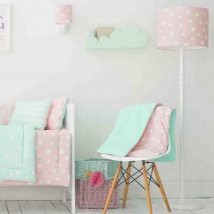 Lampa podłogowa Pink Stars