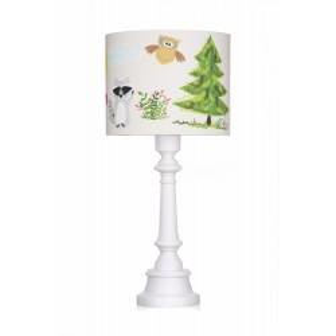 Lampa stolikowa Przyjaciele z Lasu