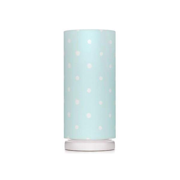 Lampka nocna Lovely Dots Mint