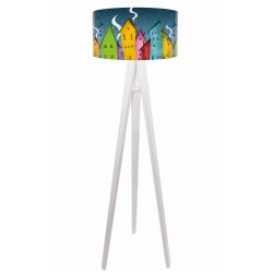 Lampa podłogowa Bajkowe Miasteczko