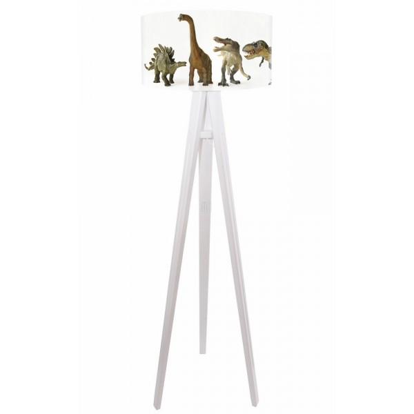 Lampa podłogowa Żywe Dinozaury