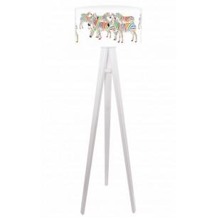 Lampa podłogowa Wesołe Zebry