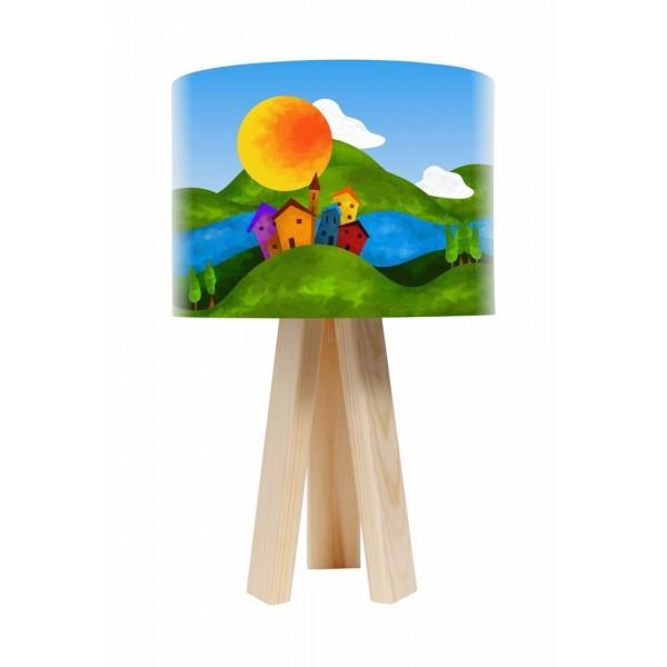 Lampa stolikowa Bajkowa Dolina