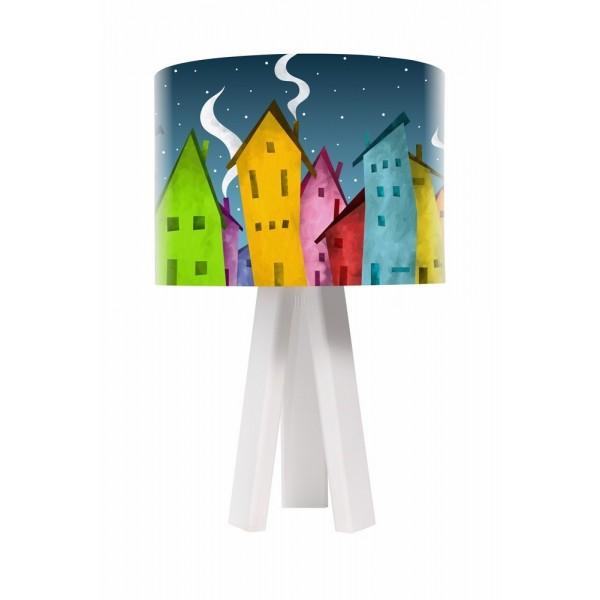 Lampa stolikowa Bajkowe Miasteczko