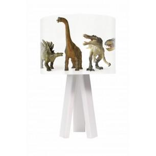 Lampa stolikowa Żywe Dinozaury