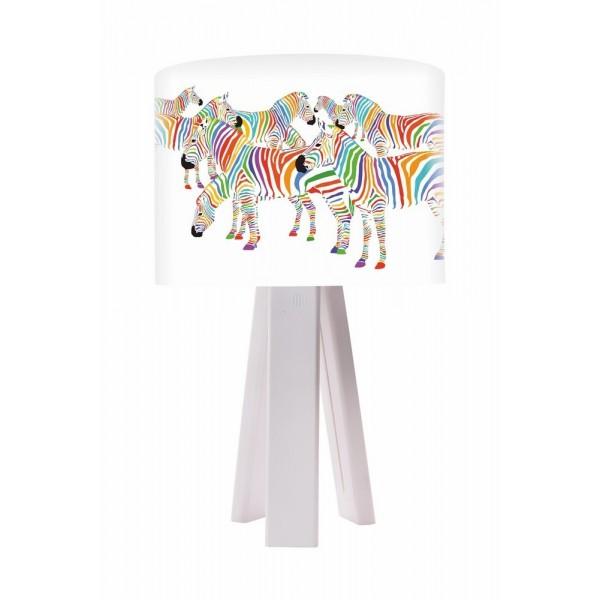 Lampa stolikowa Wesołe Zebry