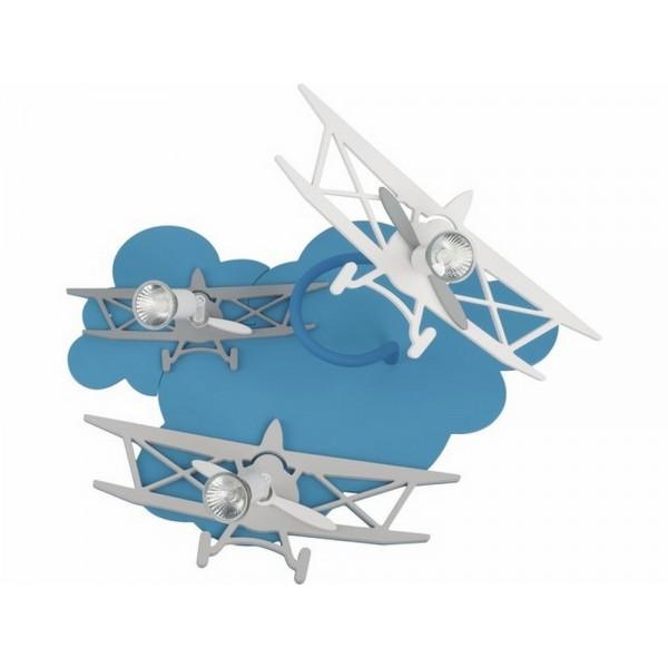 Plafon Plane 3pł