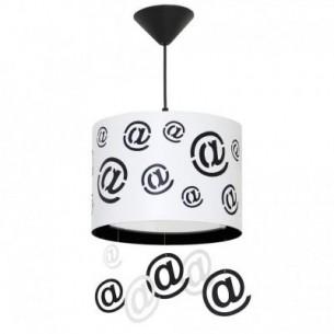 Lampa wisząca Mail