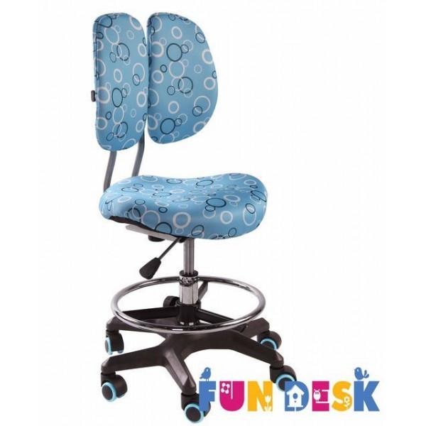 Ortopedyczny fotel ze skrzydlatym oparciem SST6