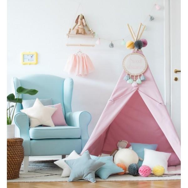 Namiot Tipi - Classic Pink