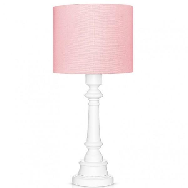 Lampa stolikowa Classic Pink