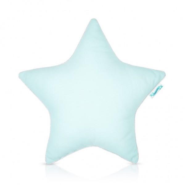 "Poduszka dla dziecka Classic Mint ""Star"""