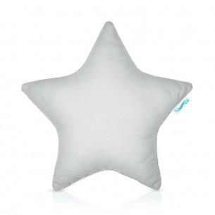 """Poduszka dla dziecka Classic Grey """"Star"""""""