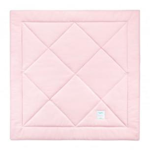 Mata dla niemowląt Classic Pink & Grey