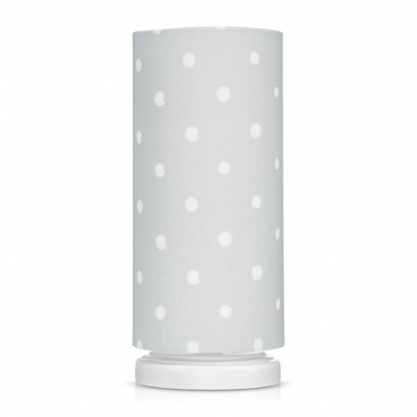 Lampka nocna Lovely Dots Grey