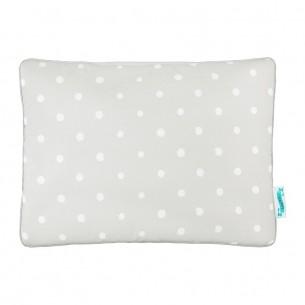 Poduszka dla dziecka Lovely Dots Grey