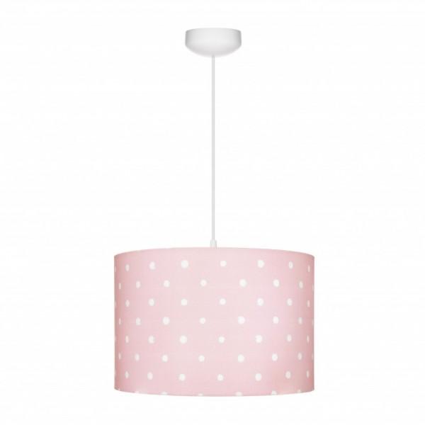 Lampa wisząca Lovely Dots Pink