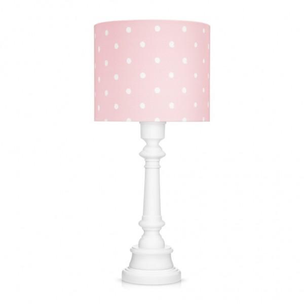 Lampa stolikowa Lovely Dots Pink