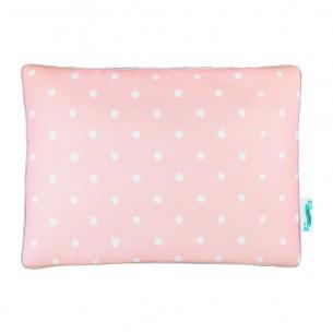 Poduszka dla dziecka Lovely Dots Pink