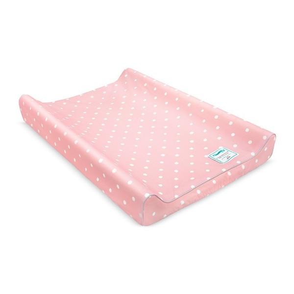 Przewijak dla niemowląt Lovely Dots Pink