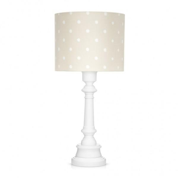 Lampa stolikowa Lovely Dots Beige