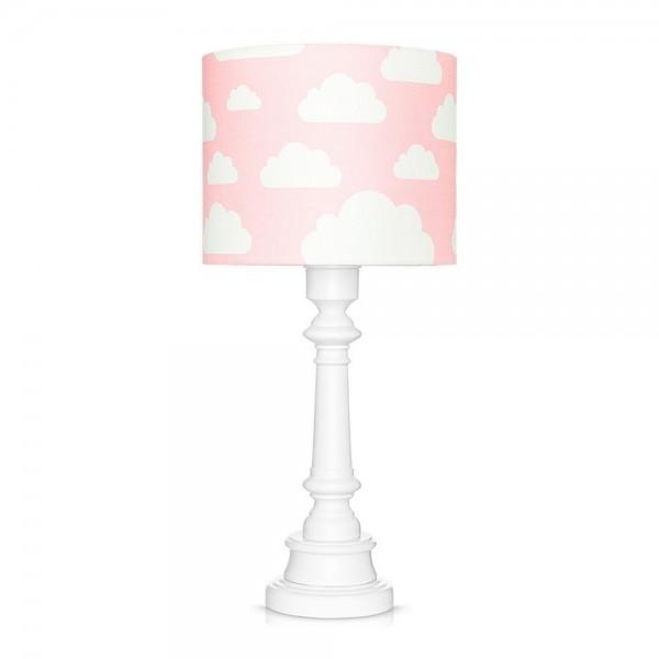 Lampa stolikowa Chmurki Pink