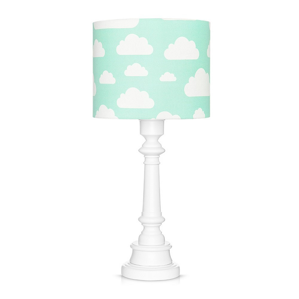 Lampa stolikowa Chmurki Mint