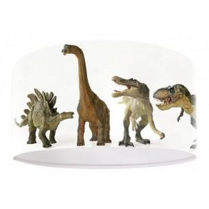 Lampa wisząca Żywe Dinozaury