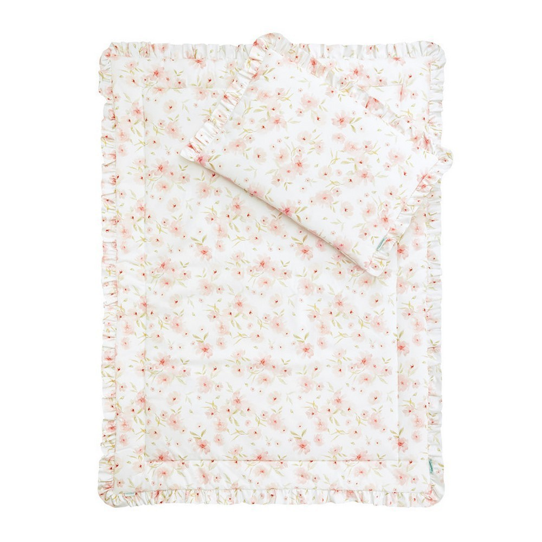 Pościel dla dziewczynki w kwiatki Blossom