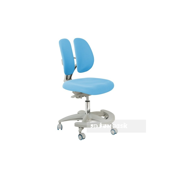 Fotel biurowy dla dziecka Primo Blue (Ortopedyczny)