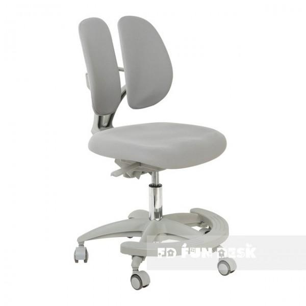 Fotel biurowy dla dziecka Primo Grey (Ortopedyczny)