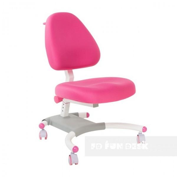 Fotel biurowy dla dziecka Ottimo Pink