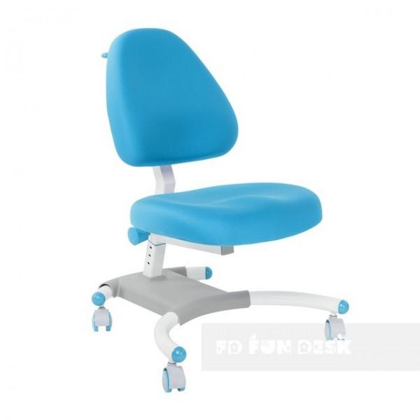 Fotel biurowy dla dziecka Ottimo Blue