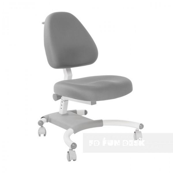 Fotel biurowy dla dziecka Ottimo Grey