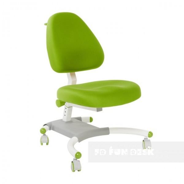 Fotel biurowy dla dziecka Ottimo Green