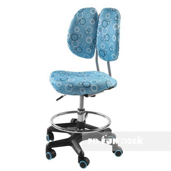 Ortopedyczny fotel ze skrzydlatym oparciem SST9